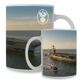 Full Color White Mug 15oz-NNS Design 1