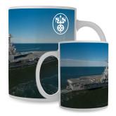 Full Color White Mug 15oz-NNS Design 3
