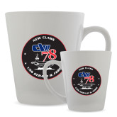 Full Color Latte Mug 12oz-CVN 78