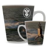 Full Color Latte Mug 12oz-NNS Design 2