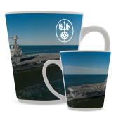 Full Color Latte Mug 12oz-NNS Design 3