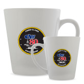 Full Color Latte Mug 12oz-CVN 80