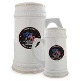 Full Color Decorative Ceramic Mug 22oz-CVN 79