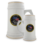 Full Color Decorative Ceramic Mug 22oz-CVN 78