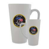 Full Color Latte Mug 17oz-CVN 78