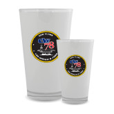 Full Color Glass 17oz-CVN 78