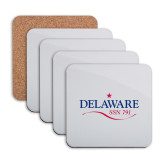 Hardboard Coaster w/Cork Backing 4/set-SSN 791