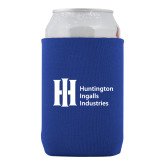 Neoprene Royal Can Holder-Huntington Ingalls Industries