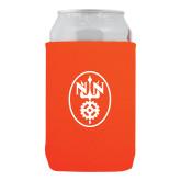 Neoprene Orange Can Holder-Icon