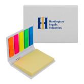 Micro Sticky Book-Huntington Ingalls Industries