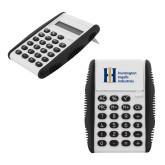 White Flip Cover Calculator-Huntington Ingalls Industries