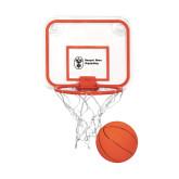 Mini Basketball & Hoop Set-Newport News Shipbuilding
