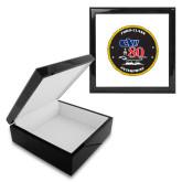 Ebony Black Accessory Box With 6 x 6 Tile-CVN 80