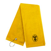 Gold Golf Towel-Icon