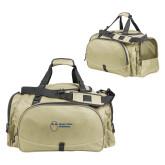 Challenger Team Vegas Gold Sport Bag-Newport News Shipbuilding