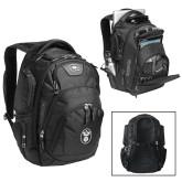 Ogio Stratagem Black Backpack-Icon