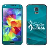 Galaxy S5 Skin-Secondary Mark Stacked