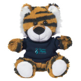 Plush 6 inch Terrific Tiger w/Navy Shirt-Primary Mark Stacked
