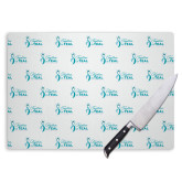 Cutting Board-Primary Logo Repeating Pattern