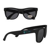 Black Sunglasses-Secondary Mark Flat