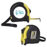 Journeyman Locking 10 Ft. Yellow Tape Measure-Primary Mark Stacked