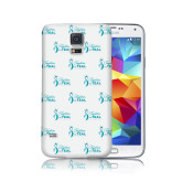 Galaxy S5 Phone Case-Primary Logo Repeating Pattern