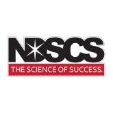 Medium Decal-NDSCS w/ Science of Success Tagline, 8 inches wide