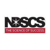 Small Decal-NDSCS w/ Science of Success Tagline, 6 inches wide