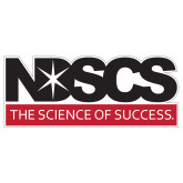 Extra Large Decal-NDSCS w/ Science of Success Tagline, 18 inches wide