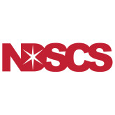 Extra Large Decal-NDSCS, 18 inches wide
