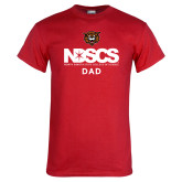 Red T Shirt-Dad
