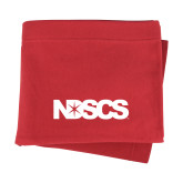 Red Sweatshirt Blanket-NDSCS