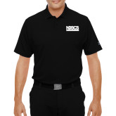 Under Armour Black Performance Polo-NDSCS w/ Science of Success Tagline