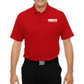 Under Armour Red Performance Polo-NDSCS w/ Science of Success Tagline - No box