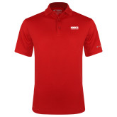 Columbia Red Omni Wick Drive Polo-NDSCS w/ Science of Success Tagline - No box