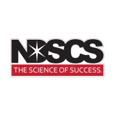 Small Magnet-NDSCS w/ Science of Success Tagline, 6 inches wide