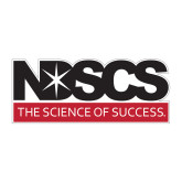 Medium Magnet-NDSCS w/ Science of Success Tagline, 8 inches wide