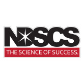 Large Magnet-NDSCS w/ Science of Success Tagline, 12 inches wide