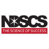 Extra Large Magnet-NDSCS w/ Science of Success Tagline, 18 inches wide