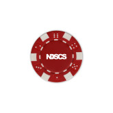 Red Game Chip-NDSCS