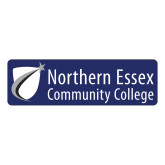 Large Decal-Northern  Essex Community College, 12 inches wide