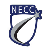 Small Decal-NECC Shield, 6 inches tall