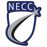 Extra Large Decal-NECC Shield, 18 inches tall