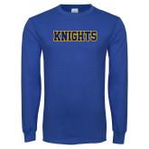 Royal Long Sleeve T Shirt-Knights