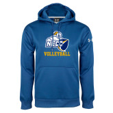 Under Armour Royal Performance Sweats Team Hoodie-Volleyball