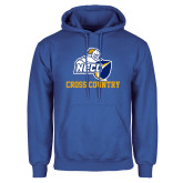 Royal Fleece Hoodie-Cross Country