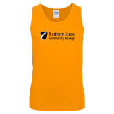 Gold Tank Top-Northern  Essex Community College