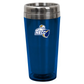 Solano Acrylic Blue Tumbler 16oz-Primary Mark