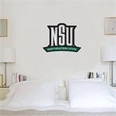 2 ft x 2 ft Fan WallSkinz-NSU Northeastern State
