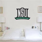 3 ft x 3 ft Fan WallSkinz-NSU Northeastern State